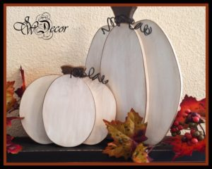 White Pumpkin Set-The Scoop for Mommies